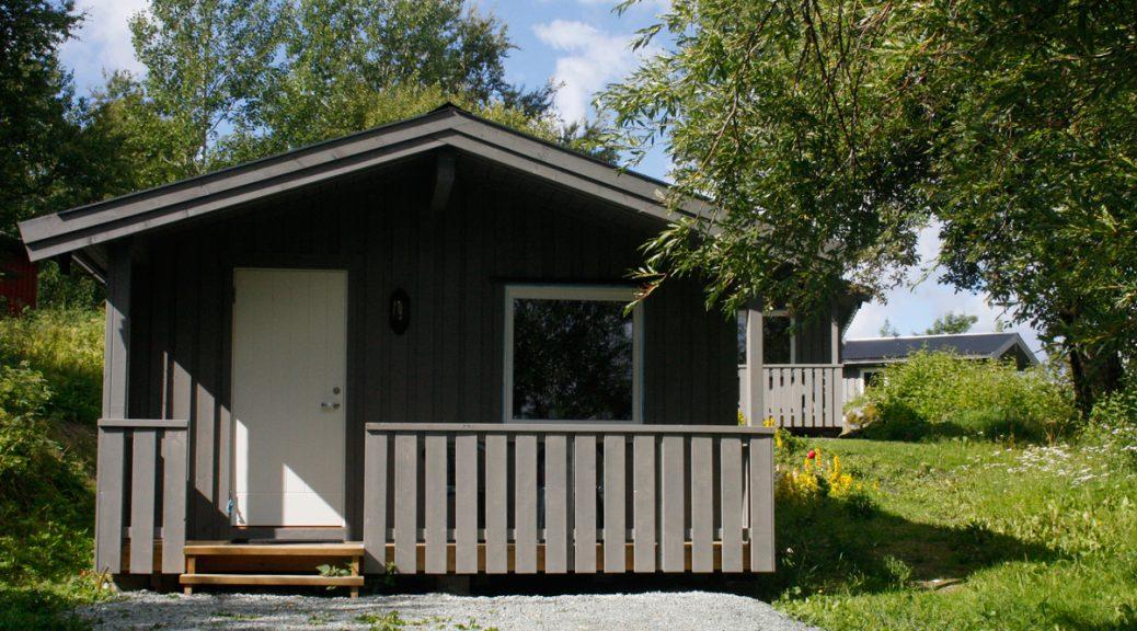 Hytte på Austrått Camping og Motel